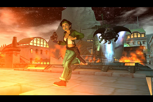 Beyond Good and Evil screenshot 3