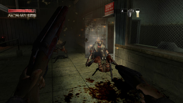 The Suffering - Ties That Bind screenshot 3