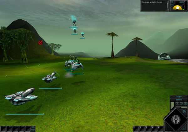 Dark Reign 2 screenshot 3