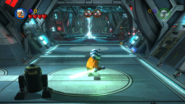 LEGO Star Wars III: The Clone Wars screenshot 3