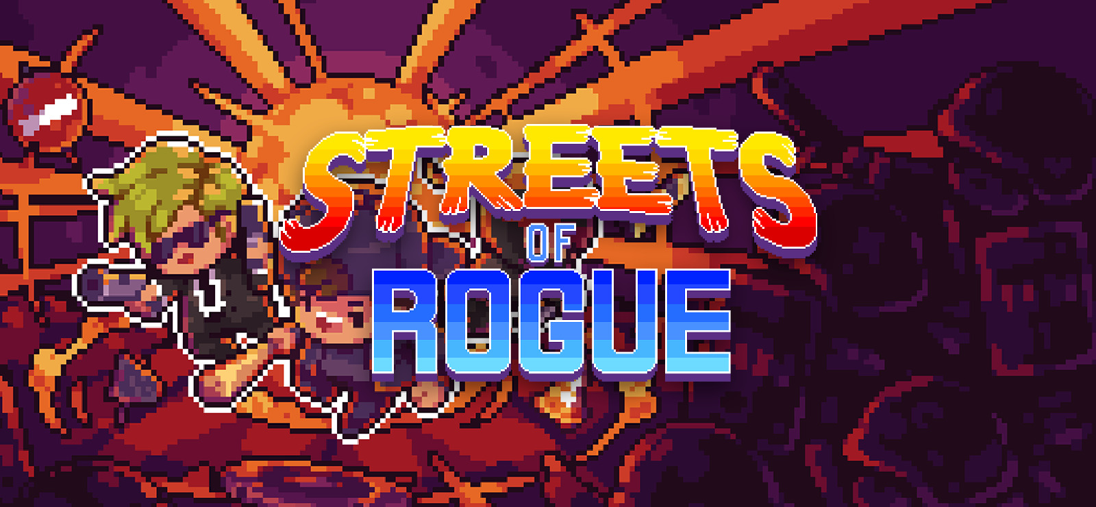 Streets of Rogue Collectors Edition-GOG