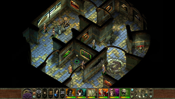 Planescape: Torment: Enhanced Edition screenshot 2