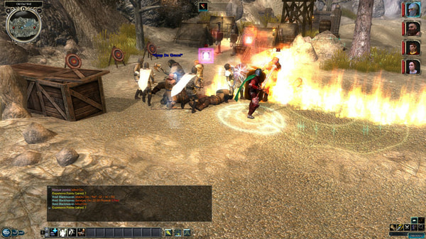 Neverwinter Nights 2 Complete screenshot 1
