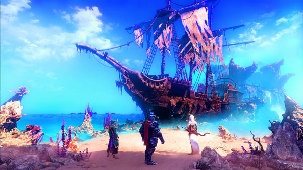 Trine 3: The Artifacts of Power screenshot 3