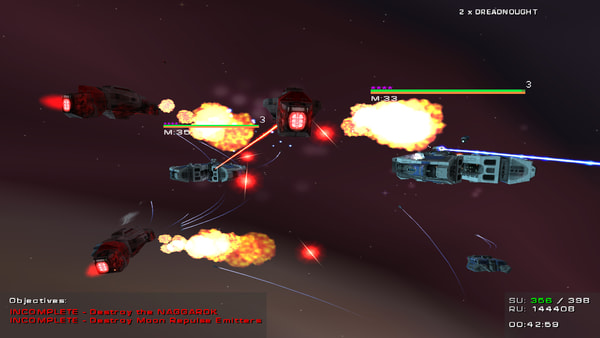 Homeworld: Emergence screenshot 2