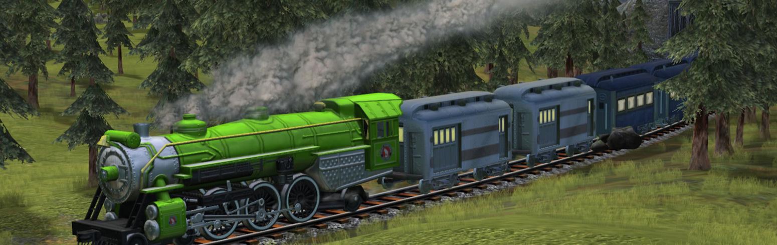 Release: Railroad Tycoon Bundle - GOG com