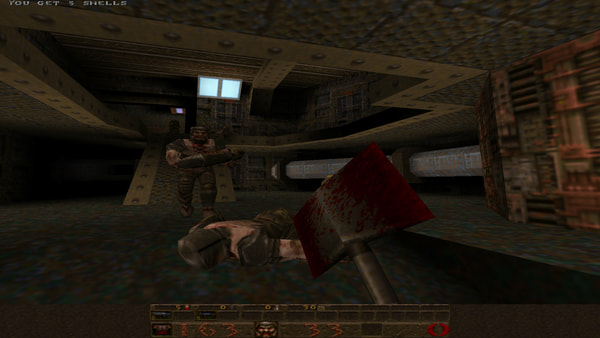 Quake: The Offering screenshot 1