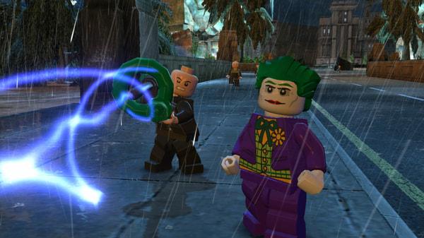 LEGO Batman 2 DC Super Heroes Captura 1