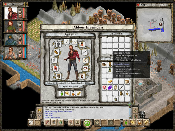 Avernum: Escape From The Pit screenshot 3