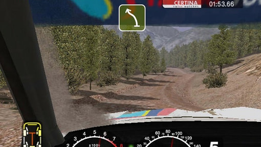 Colin McRae Rally 2005 screenshot 3