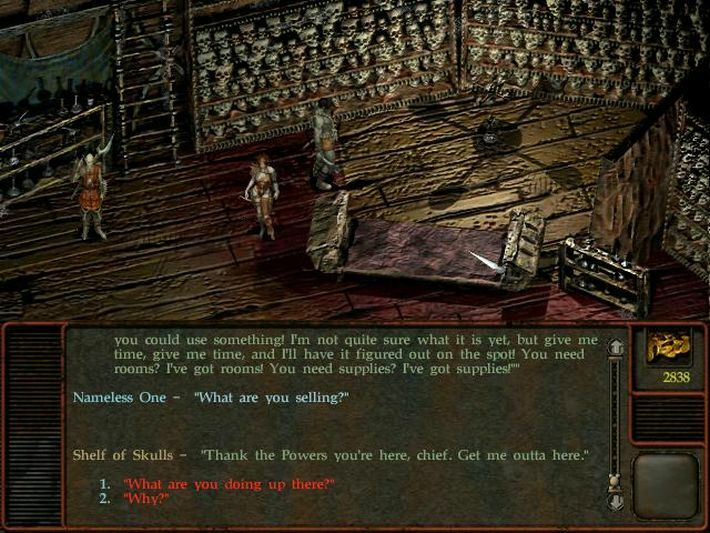 Update] Could RPG classic Planescape: Torment be coming to iPad