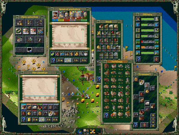 The Settlers 2: Gold Edition screenshot 2