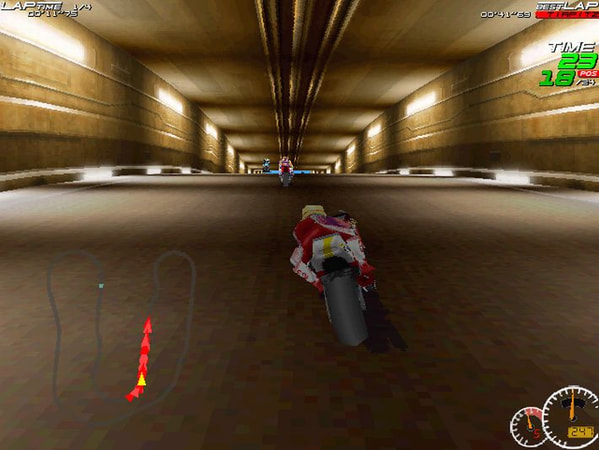 Moto Racer screenshot 1