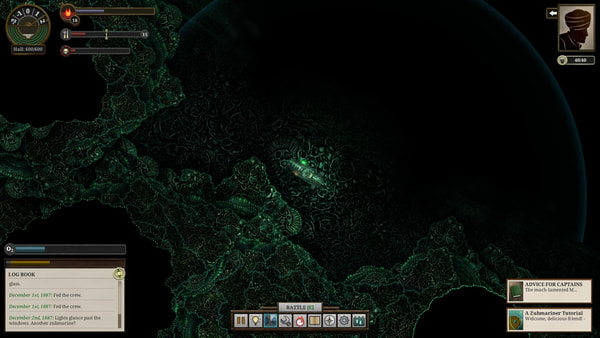 Sunless Sea: Zubmariner screenshot 1