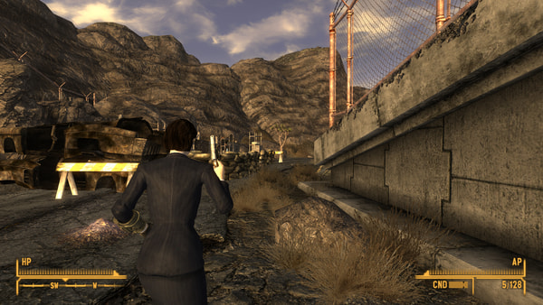 Fallout: New Vegas Ultimate Edition screenshot 2