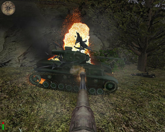 Medal Of Honor: Allied Assault War Chest screenshot 2