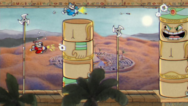 Cuphead screenshot 2