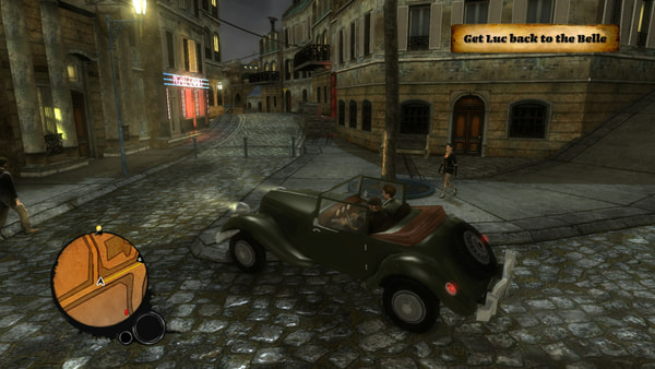 The Saboteur screenshot 2