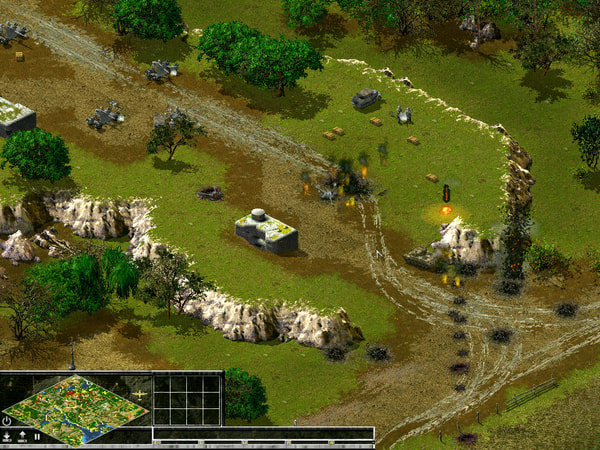 Sudden Strike 2 Gold screenshot 1
