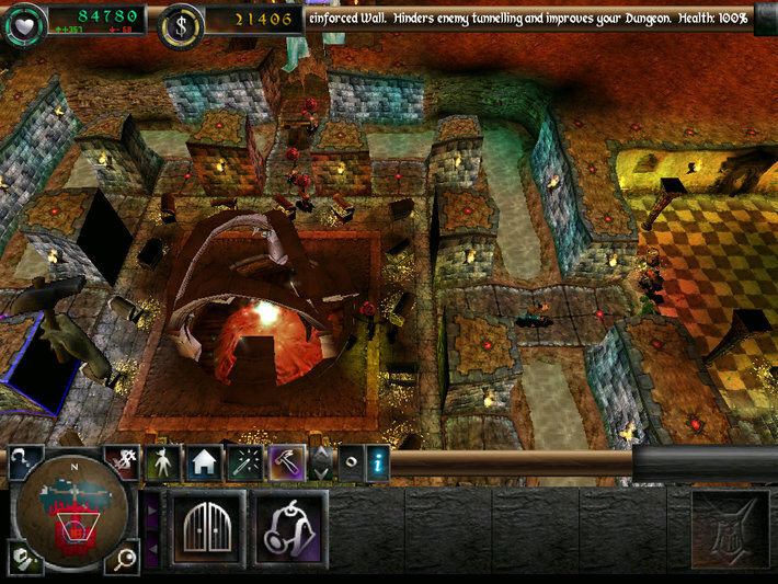 dungeon keeper free download full version for pc