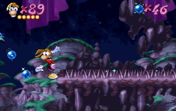 Rayman Forever screenshot 2