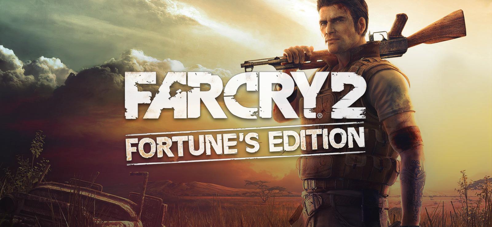 Far Cry 2 Fortunes Edition-GOG