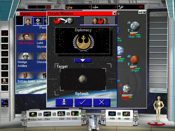 Star Wars: Rebellion screenshot 2