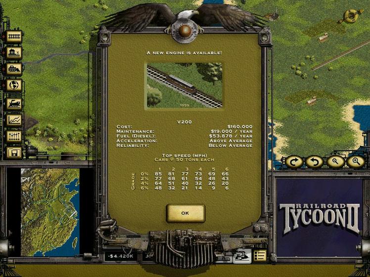 Railroad Tycoon 2 Platinum