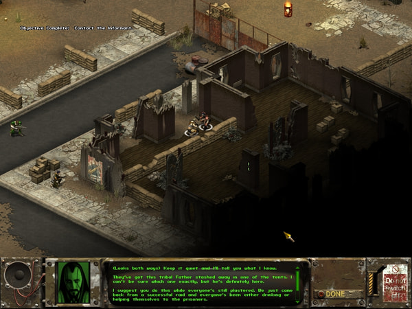 Fallout Tactics screenshot 3