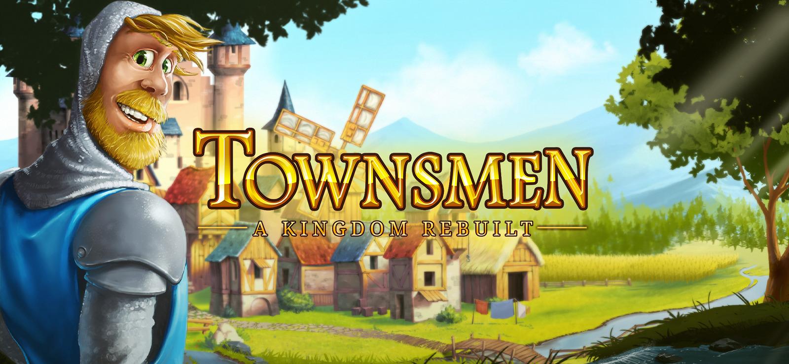 Townsmen A Kingdom Rebuilt Complete Edition-GOG