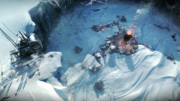 Frostpunk screenshot 1