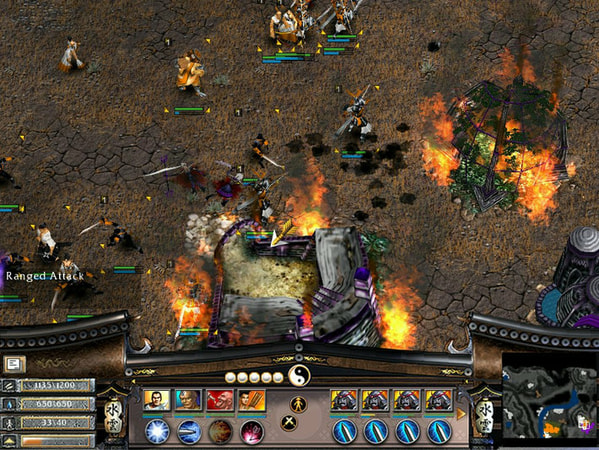 Battle Realms + Winter of the Wolf screenshot 3