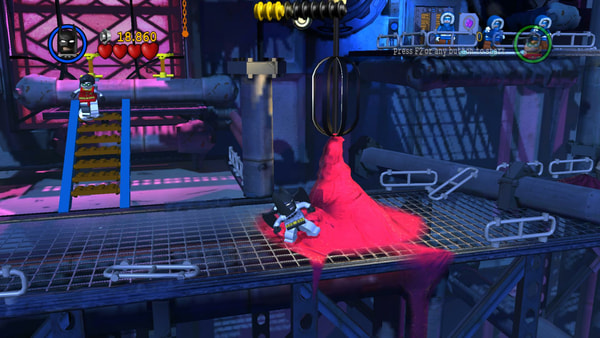 LEGO Batman: The Videogame screenshot 2
