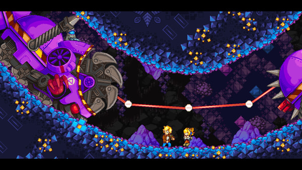 Iconoclasts screenshot 2