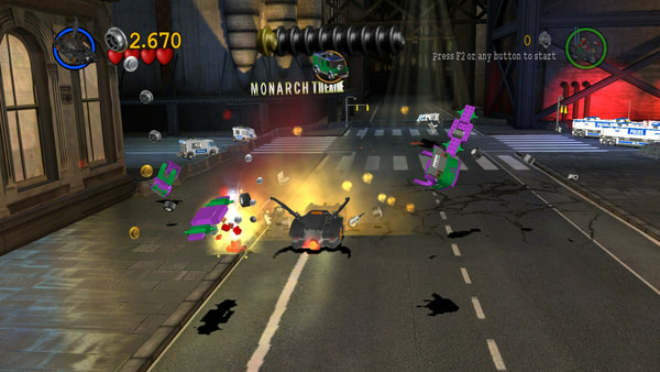 LEGO Batman: The Videogame screenshot 3