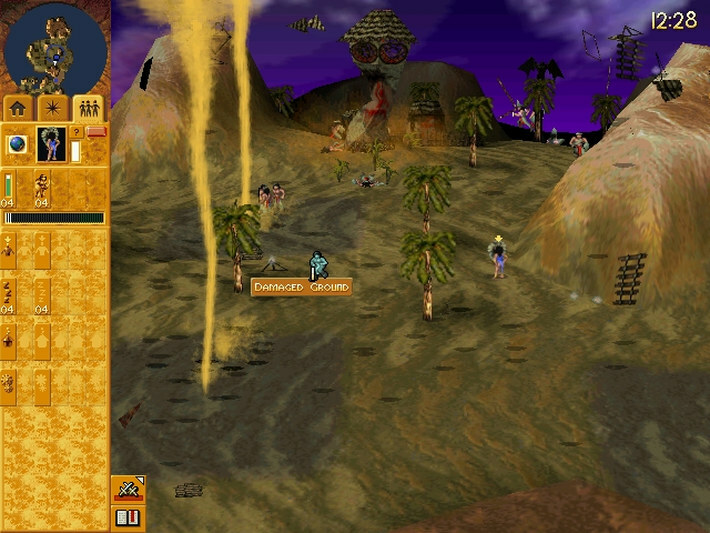 Populous: The Beginning screenshot 2