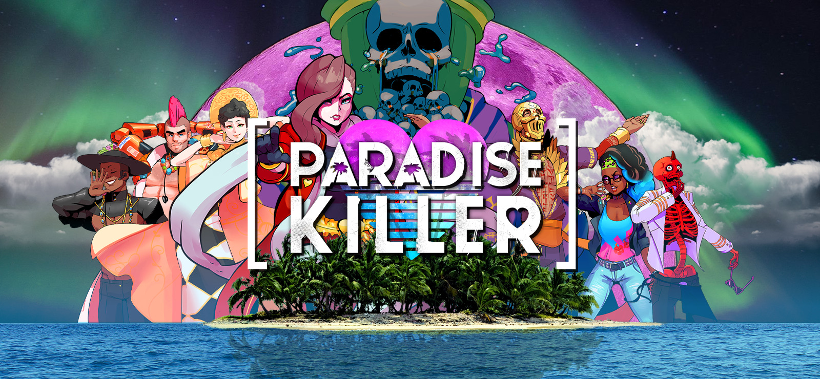 Paradise Killer Perfect 25 Edition-GOG