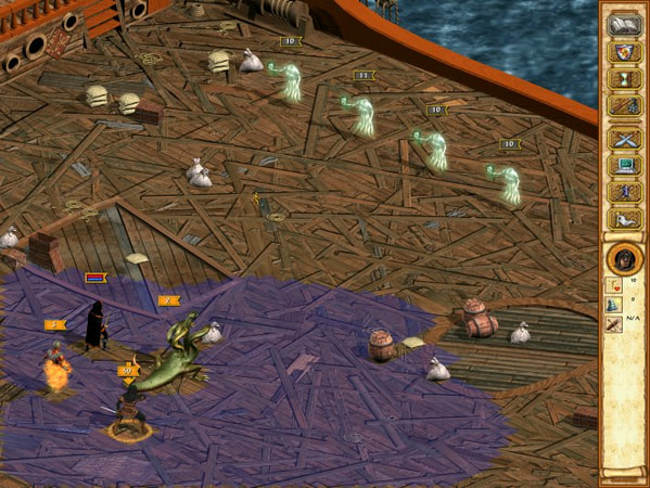 Heroes of Might and Magic 4: Complete screenshot 3
