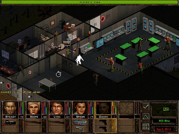 Jagged Alliance 2 screenshot 2