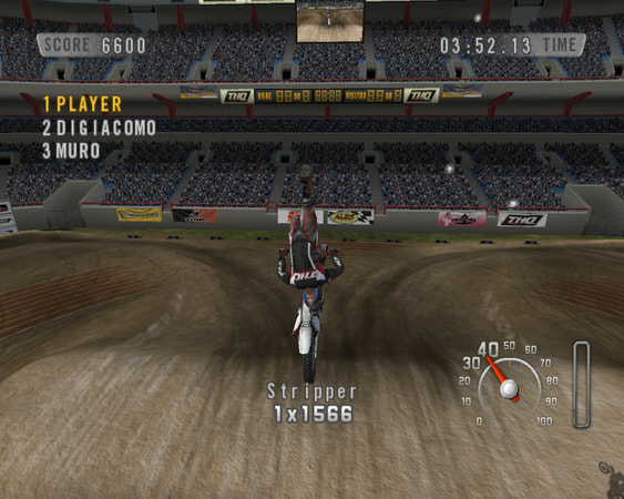 MX vs. ATV Unleashed screenshot 1
