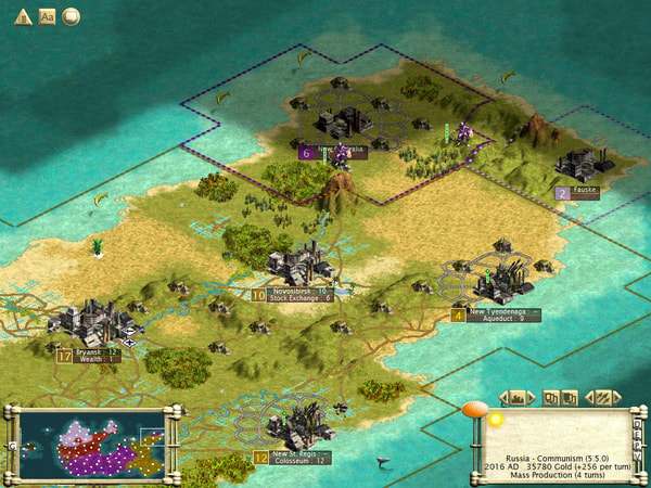 Sid Meier's Civilization III Complete screenshot 2