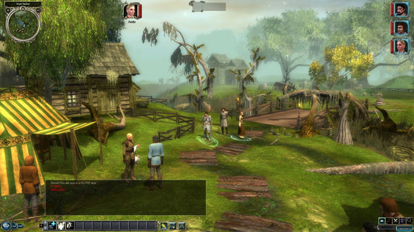 Neverwinter Nights 2 Complete screenshot 2