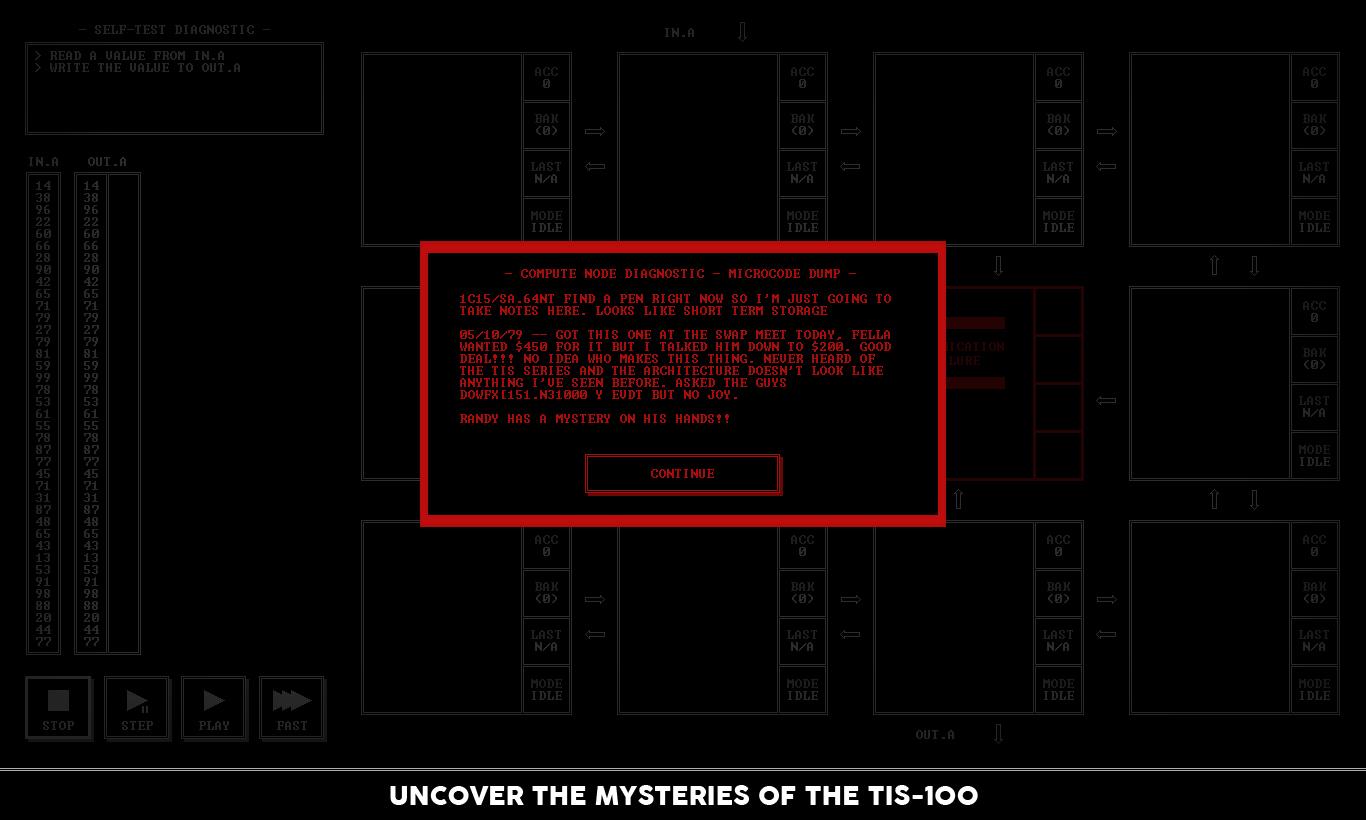 Антология игр от Zachtronics [GoG] [2011-2017|Rus|Eng|Multi]