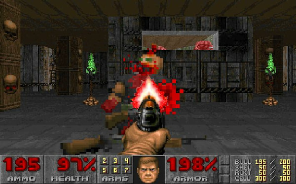 The Ultimate DOOM screenshot 2