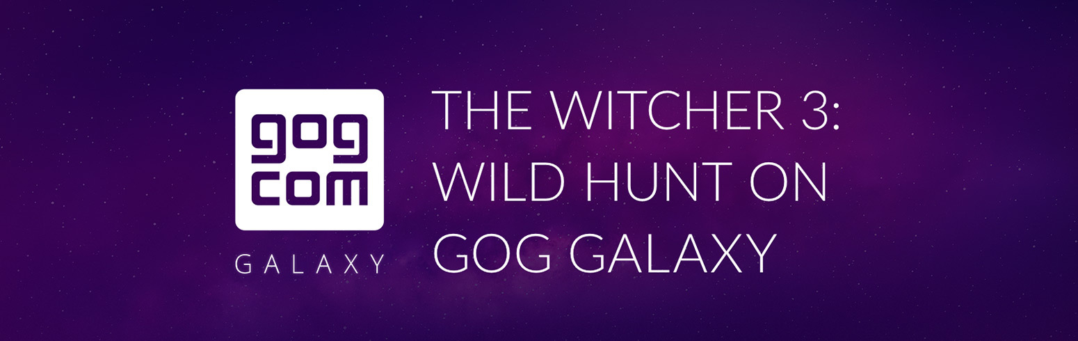 News: GOG Galaxy home to over half of The Witcher 3: Wild Hunt PC ...