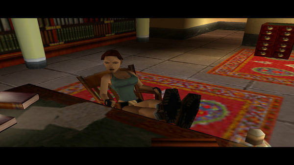Tomb Raider: The Last Revelation + Chronicles screenshot 1