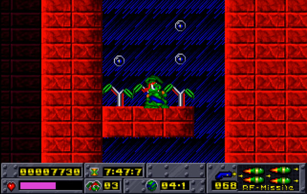 Jazz Jackrabbit Collection screenshot 3