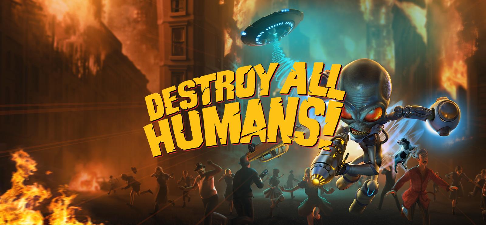 Destroy All Humans-GOG