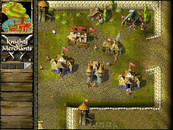 Knights and Merchants - The Peasants Rebellion screenshot 2